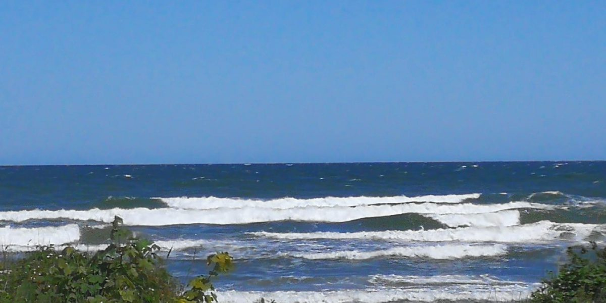 Natur Meer